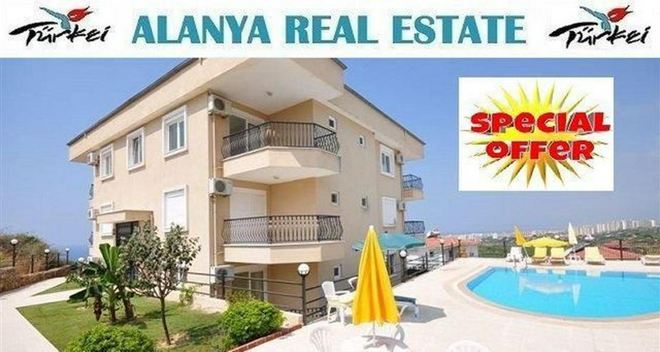 == ALANYA IMMOBILIE == SCHNÄPPCHEN ! Apartment in Top Lage in Kargicak - Wohnung kaufen - Bild 1