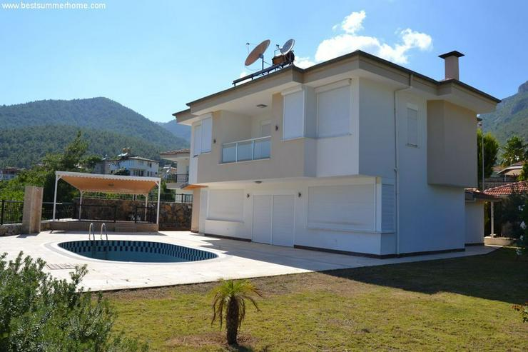 Bild 4: == ALANYA IMMOBILIE == Geräumige Luxusvilla mit privatem Pool in Alanya Oba