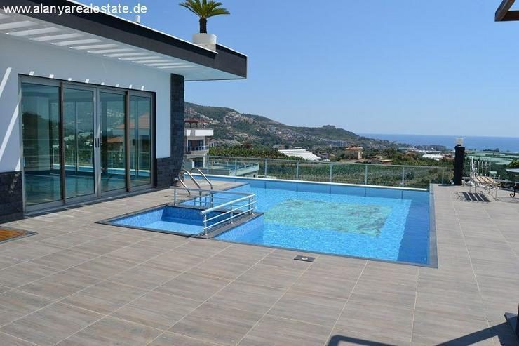 Bild 5: Super Luxus Villa mit privat Pool und Meerblick in Alanya Kargicak