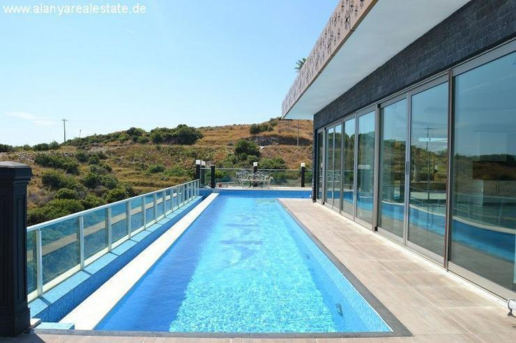 Bild 4: Super Luxus Villa mit privat Pool und Meerblick in Alanya Kargicak