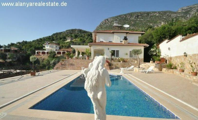 Bild 3: SCHNÄPPCHEN ! Großes Anwesen in Alanya Kestel mit privat Pool und extra Bungalow