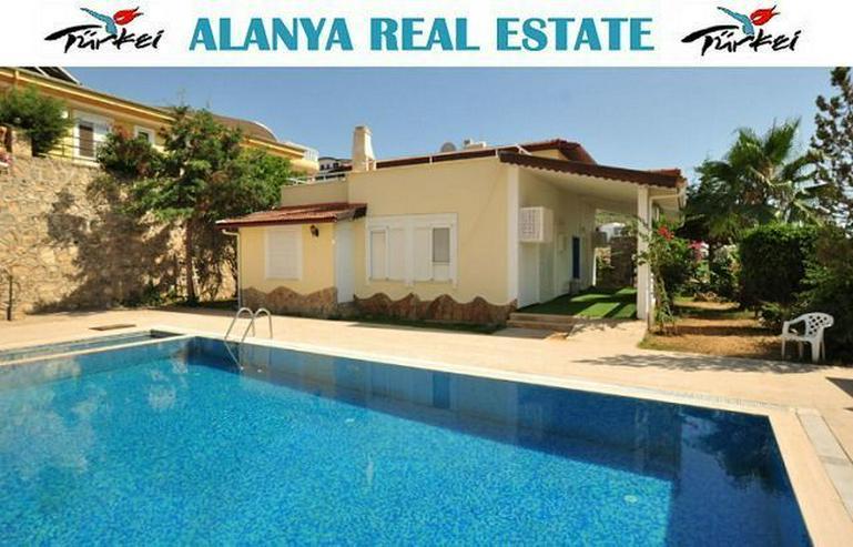 Cebeci Villa mit 4 Schlafzimmern und Pool zum Schnäppchen Preis in ...