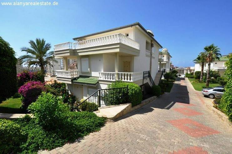 Möblierte Stadt-Villa in einem Super-Wohnkomplex in Alanya Cikcilli - Bild 1