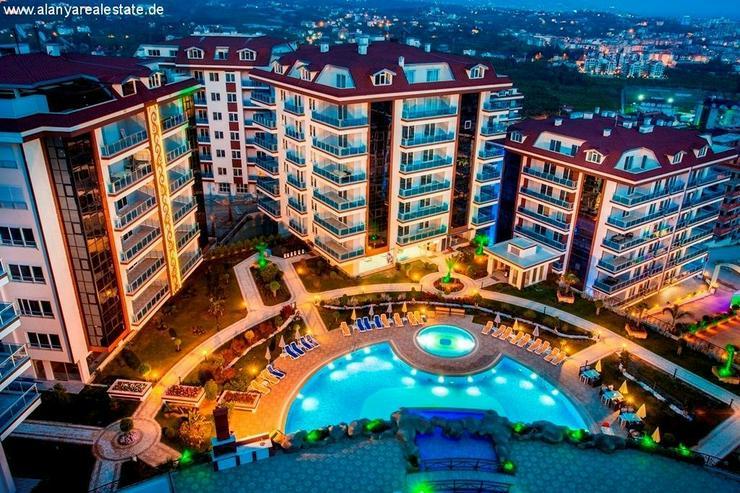 ***ALANYA REAL ESTATE*** SCHNÄPPCHEN 3 Zimmer Wohnung mit Meerblick in super Luxus Reside... - Auslandsimmobilien - Bild 1