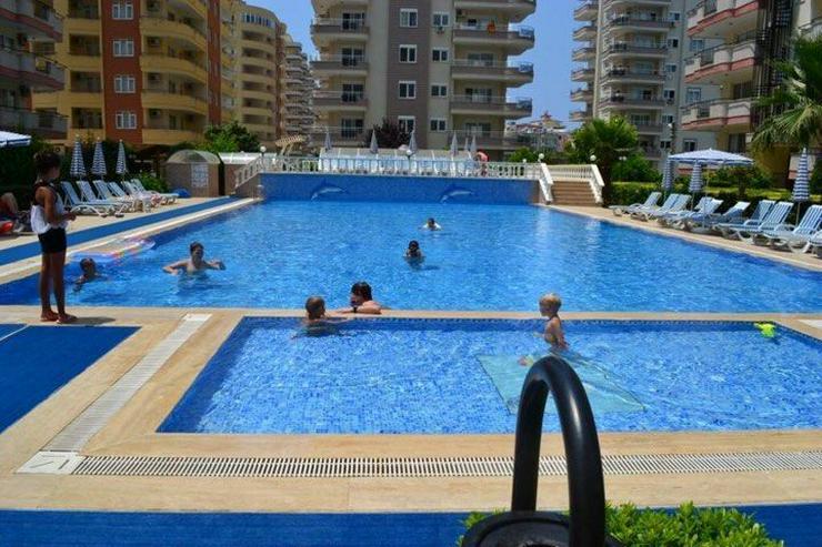 Bild 6: TOROS 5 Residence voll möblierte 3 Zimmer Wohnung mit Pool und Hallenbad