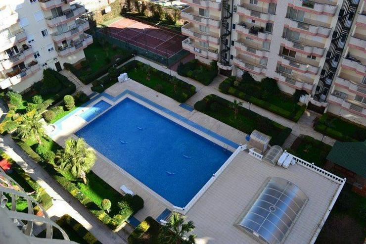 Bild 4: TOROS 5 Residence voll möblierte 3 Zimmer Wohnung mit Pool und Hallenbad