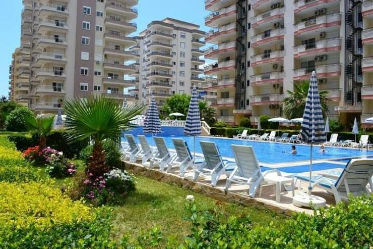 Bild 2: TOROS 5 Residence voll möblierte 3 Zimmer Wohnung mit Pool und Hallenbad