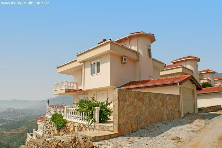 Schnäppchenangebot ! Villa Kargicak mit voll Panorama Meerblick - Haus kaufen - Bild 1