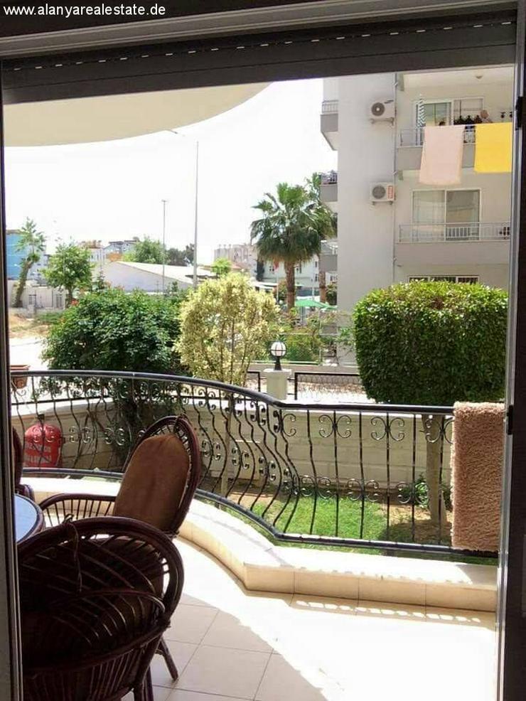 Bild 6: Voll möblierte 3 Zimmer Wohnung mit Pool in Alanya Oba nur 200m zum Strand