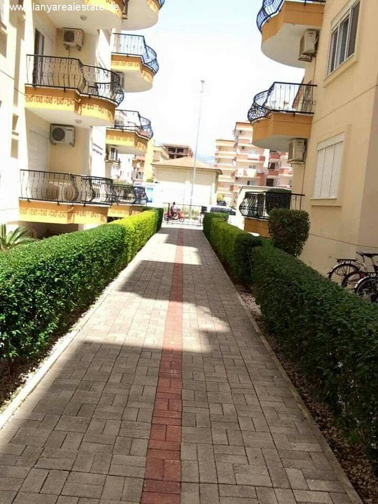 Bild 4: Voll möblierte 3 Zimmer Wohnung mit Pool in Alanya Oba nur 200m zum Strand