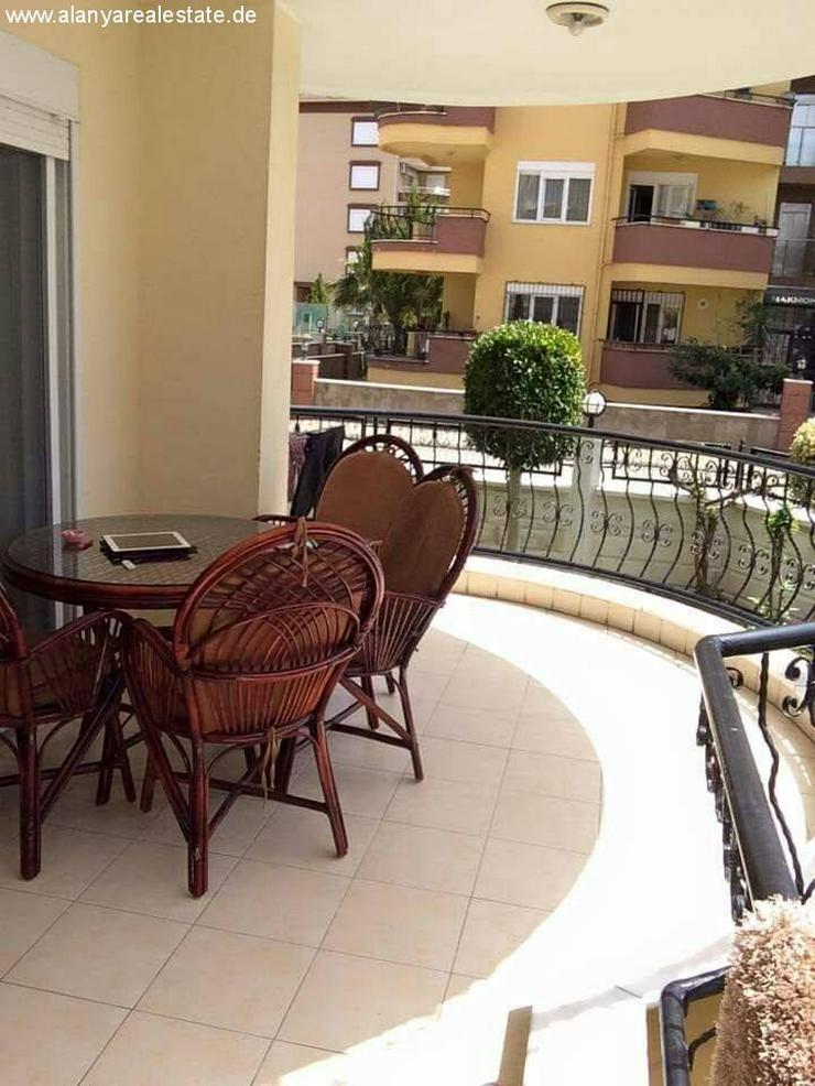Bild 5: Voll möblierte 3 Zimmer Wohnung mit Pool in Alanya Oba nur 200m zum Strand