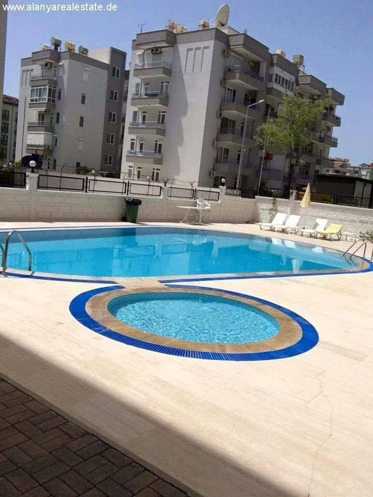 Bild 3: Voll möblierte 3 Zimmer Wohnung mit Pool in Alanya Oba nur 200m zum Strand