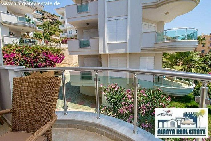 Bild 5: Schön möblierte 2+1 Luxus Wohnung mit tollem Meerblick am Kleopatra Strand!