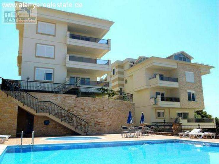 Bild 4: Tolle Apartments mit Traumhafter Aussicht auf Alanya