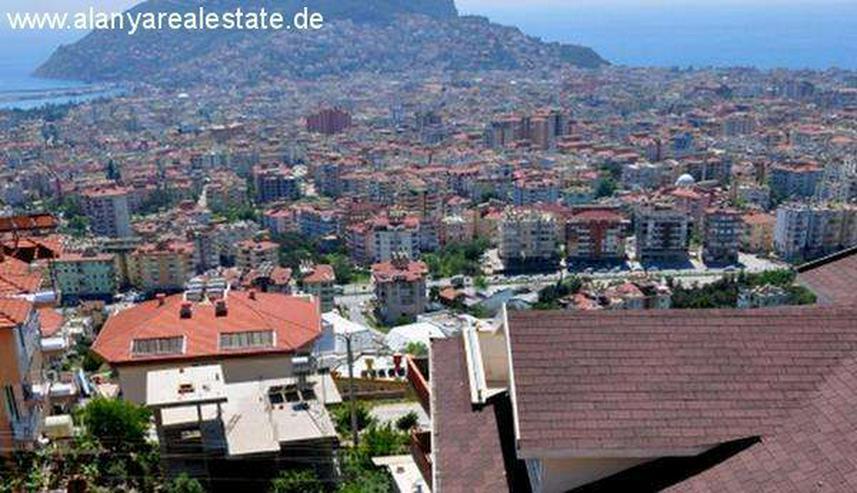 Tolle Apartments mit Traumhafter Aussicht auf Alanya - Auslandsimmobilien - Bild 1