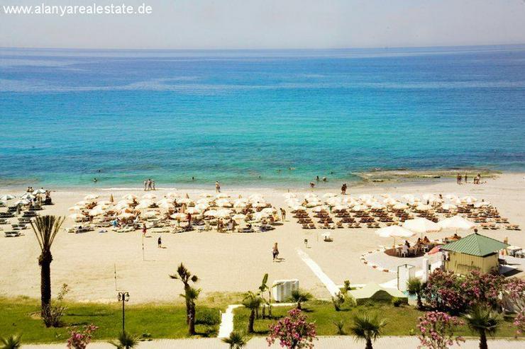 Bild 2: Reihenhaus voll möbliert mit Pool und Meerblick am Strand in Demirtas