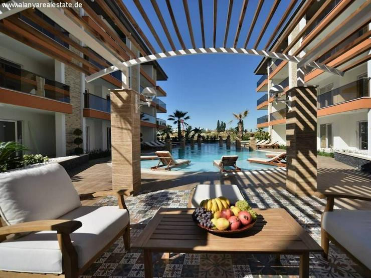 Bild 6: Diamond Beach 2 Residence Neubau Wohnungen mit Pool Strandnah in Avsallar