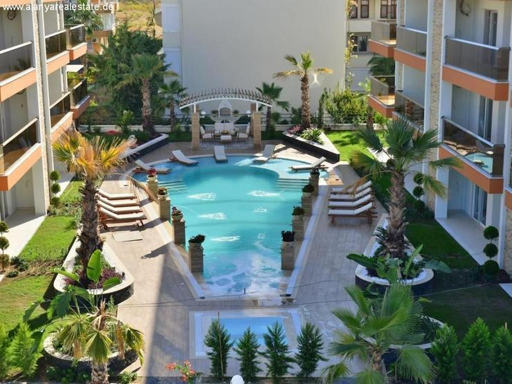 Diamond Beach 2 Residence Neubau Wohnungen mit Pool Strandnah in Avsallar