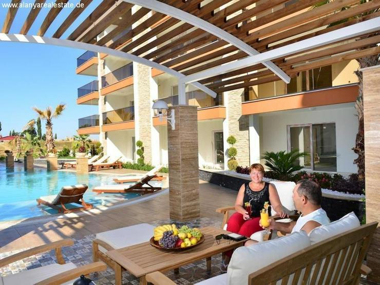 Bild 3: Diamond Beach 2 Residence Neubau Wohnungen mit Pool Strandnah in Avsallar