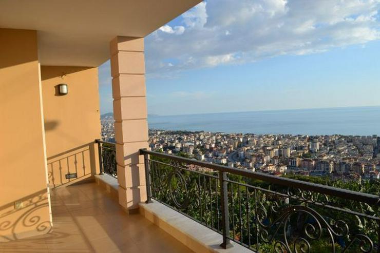 Bild 2: ***ALANYA REAL ESTATE*** Super Luxus Duplex Wohnung mit fantastischem Blick auf Alanya