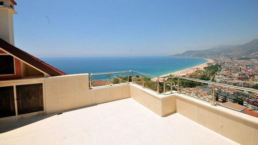 Bild 3: Exclusive Villa mit Meerblick auf den KLEOPATRA Strand