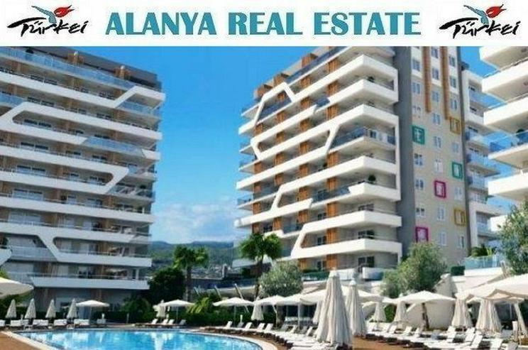 ***ALANYA REAL ESTATE*** Emerald Dreams Neue Luxusresidence in Alanya-Avsallar - Wohnung kaufen - Bild 1