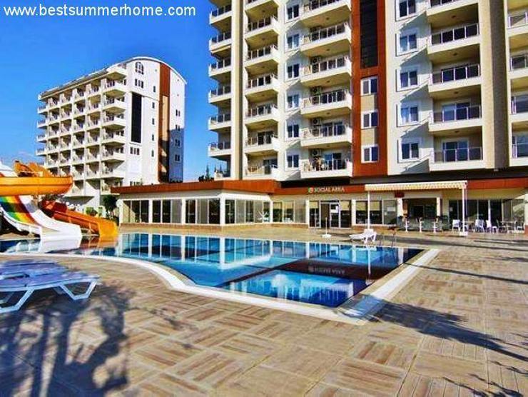 Wunderschöne Wohnungen in Alanya/Avsallar - Wohnung kaufen - Bild 1