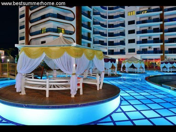 Bild 3: AZURA PARK voll möblierte 2 Zimmer Wohnung in super Luxus Residenz zum Schnäppchen Preis