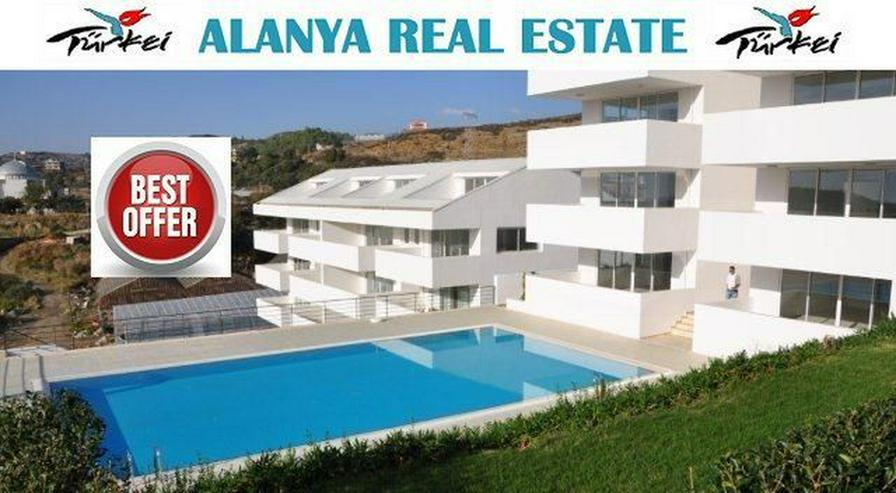 BEST OFFER Sehr günstige Penthaus Wohnung in Alanya / Konakli - Wohnung kaufen - Bild 1