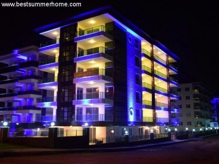 Bild 2: ***ALANYA REAL ESTATE*** SPECIAL OFFER ! Luxusapartments in erster Meereslinie in Alanya- ...