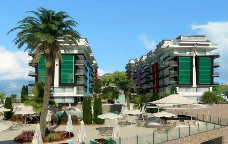 ***ALANYA REAL ESTATE*** Penthaus Duplex Wohnung in Top Residence - Auslandsimmobilien - Bild 1