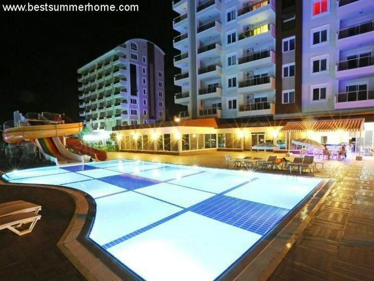 ***ALANYA REAL ESTATE*** Wunderschöne Studio Wohnungen in einer Luxusresidence in Alanya-... - Wohnung kaufen - Bild 1