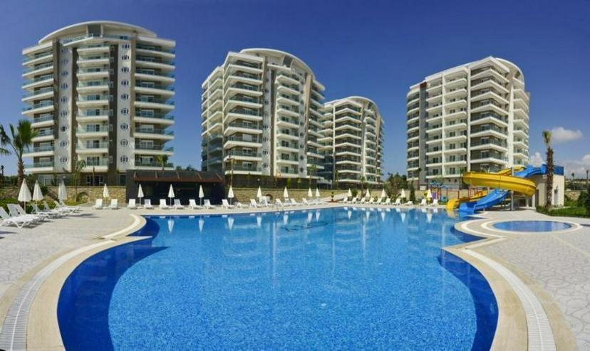 ***ALANYA REAL ESTATE*** Penthaus Apartment mit Meerblick zum GÜNSTIGEN PREIS ! - Wohnung kaufen - Bild 1