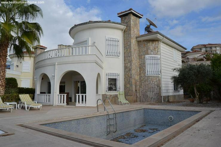 ***ALANYA REAL ESTATE*** Villa Betty traumhafte Villa mit privat Pool in bester Lage - Bild 1