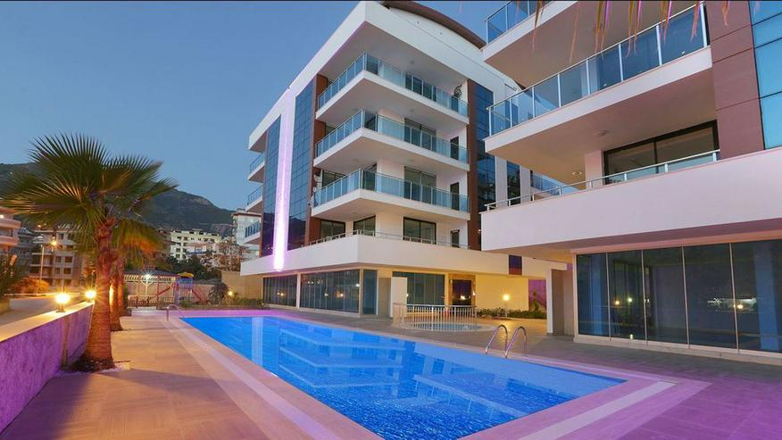 ***ALANYA REAL ESTATE*** 5+1 Luxus City Penthaus in Alanya