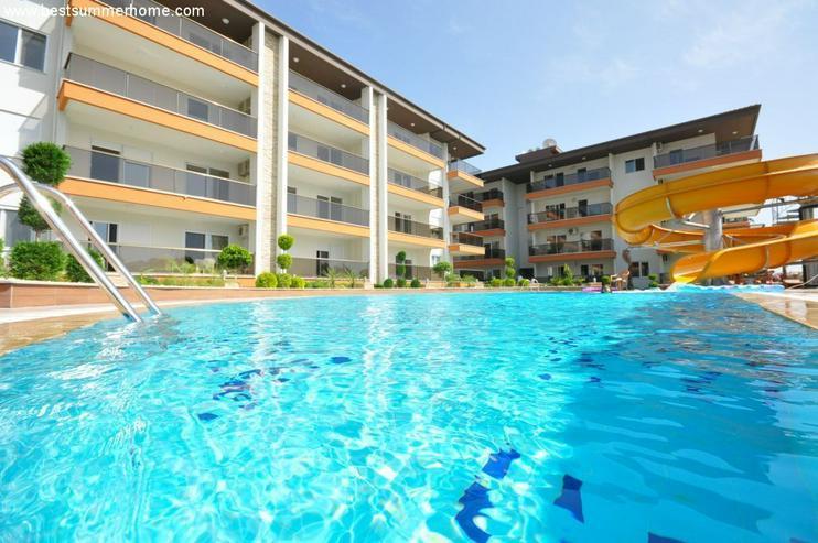 ***ALANYA REAL ESTATE*** Diamond Beach 1 Residence Avsallar - Auslandsimmobilien - Bild 1