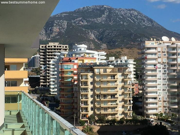 Bild 6: SCHNÄPPCHEN ! Brandneue 1+1 City Wohnung im 8 Stock mit Meerblick nur 350m zum Strand in ...