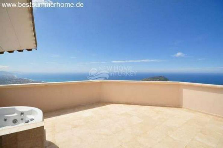 ***KARGICAK IMMOBILIEN***Schön eingerichtete Luxus-Villa mit freiem Blick auf Das Mittelm... - Auslandsimmobilien - Bild 1