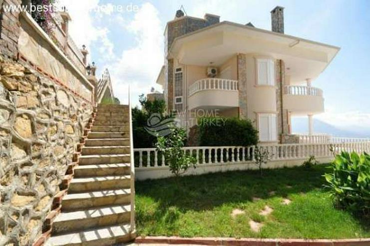 Bild 5: ***KARGICAK IMMOBILIEN***Schön eingerichtete Luxus-Villa mit freiem Blick auf Das Mittelm...