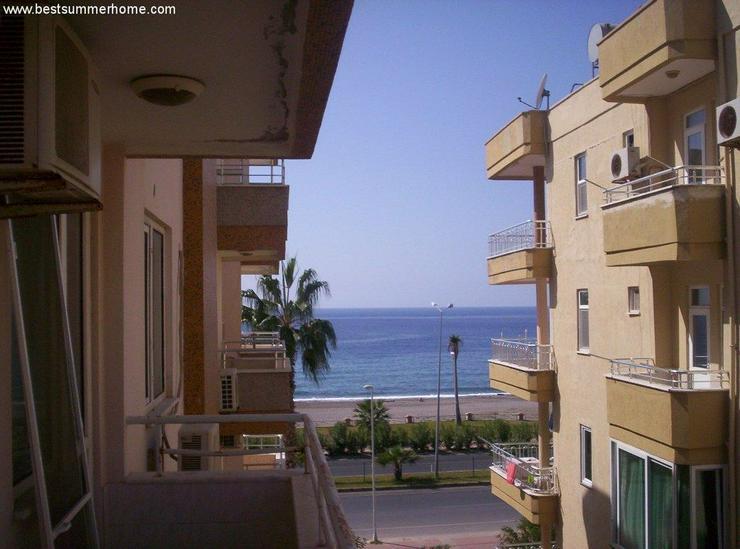 Bild 3: Expose Herr Popal Günstige 3 Zimmer Wohnung in erster Meereslinie in Mahmutlar