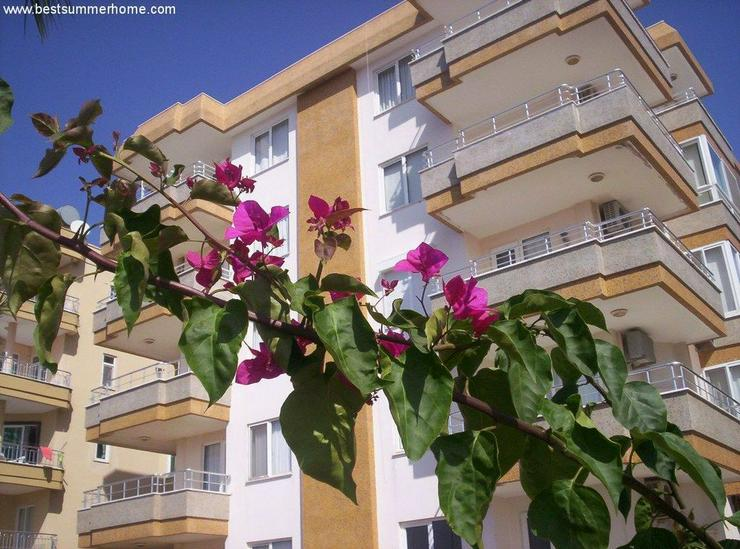 Günstige 3 Zimmer Wohnung in erster Meereslinie in Mahmutlar