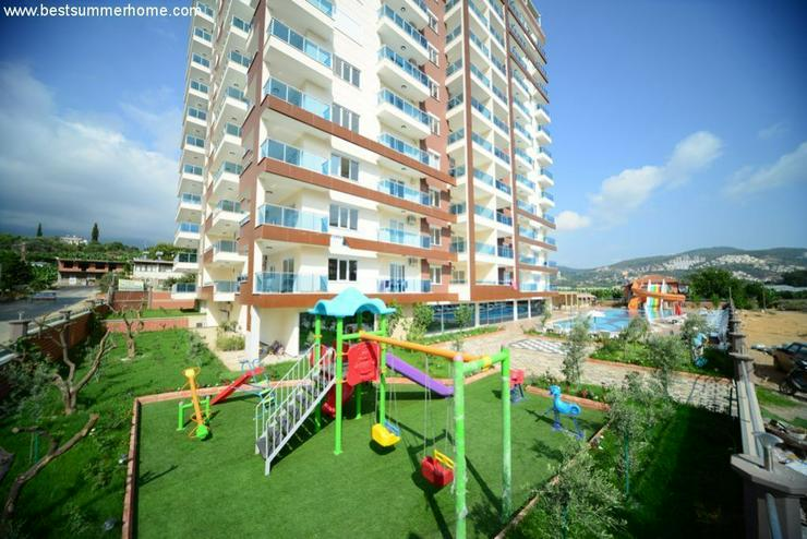 Bild 5: ***ALANYA REAL ESTATE*** Novita 1 Luxus-Residence in Alanya / Mahmutlar mit Pool und Halle...