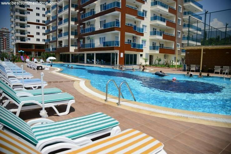 Bild 3: ***ALANYA REAL ESTATE*** Novita 1 Luxus-Residence in Alanya / Mahmutlar mit Pool und Halle...