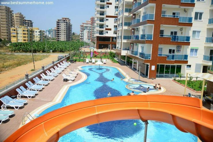 Bild 4: ***ALANYA REAL ESTATE*** Novita 1 Luxus-Residence in Alanya / Mahmutlar mit Pool und Halle...