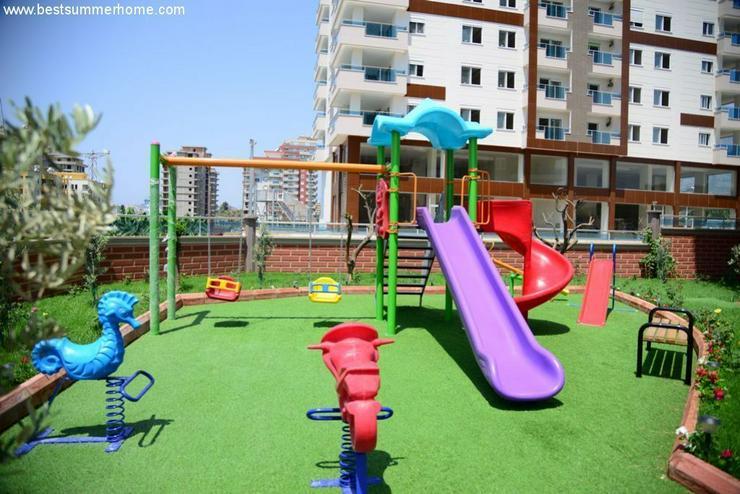 Bild 6: ***ALANYA REAL ESTATE*** Novita 1 Luxus-Residence in Alanya / Mahmutlar mit Pool und Halle...