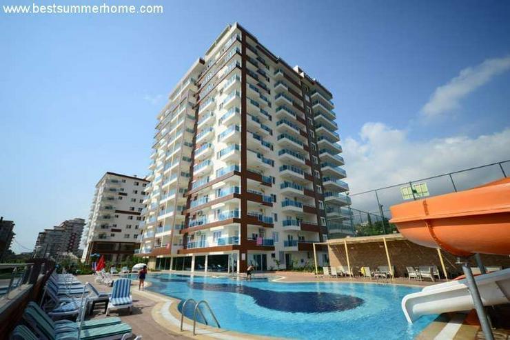***ALANYA REAL ESTATE*** Novita 1 Luxus-Residence in Alanya / Mahmutlar mit Pool und Halle... - Wohnung kaufen - Bild 1