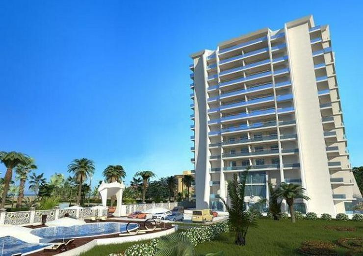 Bild 5: ***ALANYA REAL ESTATE*** Moderner Luxuswohntraum am Mittelmeerstrand, preiswert zu kaufen ...