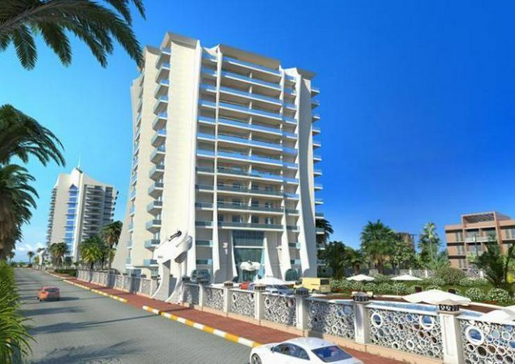 Bild 6: ***ALANYA REAL ESTATE*** Moderner Luxuswohntraum am Mittelmeerstrand, preiswert zu kaufen ...