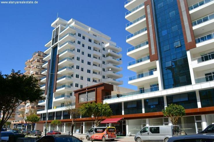 Bild 2: ***ALANYA REAL ESTATE*** Top Angebot ! Neue 3+1 Wohnung in einer Luxus Residenz Strandnah ...