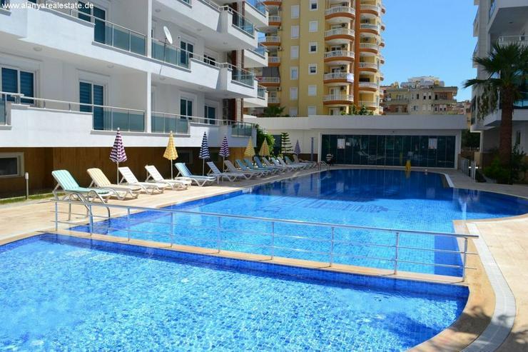 Bild 4: ***ALANYA REAL ESTATE*** Top Angebot ! Neue 3+1 Wohnung in einer Luxus Residenz Strandnah ...